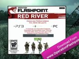 Operation Flashpoint Red River Promotional Codes for Xbox 360, PS3 and PC for Free