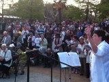 Criez de joie, Christ est ressuscité - Rassemblement œcuménique Pâques 2011