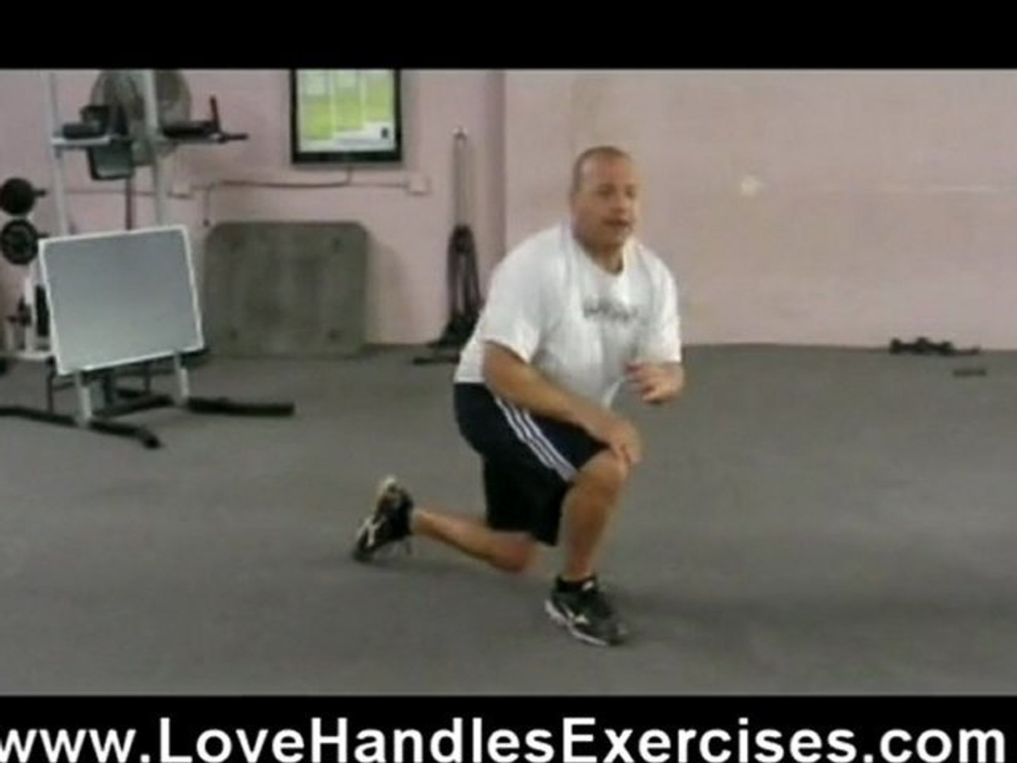 Love Handles Exercises Plank pt3