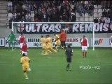 2010 Ligue 2 J31 REIMS BOULOGNE 4-1 , le 15 avril 2011