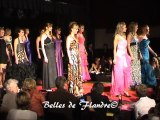 Miss Tourcoing 2010 Robes du soir