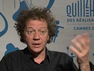 """Entretien avec Frédéric Boyer pour la """"Reprise de la Quinzaine des Réalisateurs"""" au Forum des images"""
