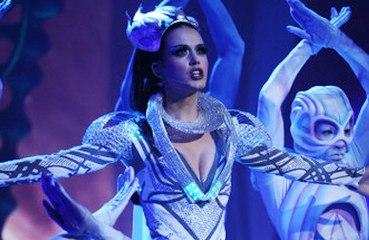 La surprise de Katy Perry