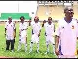 Centrafrique musique  92 Musica feat Tropical Fiesta - Chante pour la Fédération Centrafricaine de Football