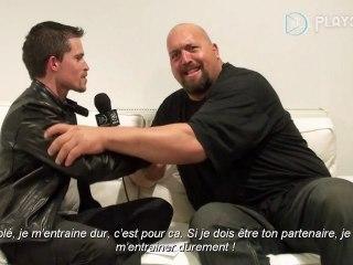 Interview du Big Show - WWE de WWE All Stars