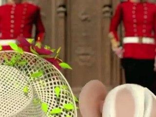 Londres de The Lapins Crétins Retour vers le Passé 3D