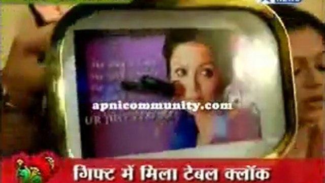 Geet - Hui Sabse Parayee 28th April 2011 Maan Aur Geet ko Fans Ka Pyaar