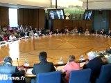 Le Conseil général du val d'Oise augmente les impôts