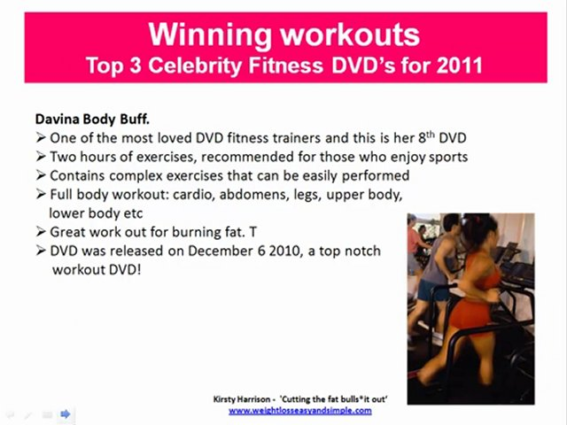 Exercise Workouts
