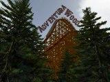 Adventura Wood ::: NoLimits Coaster