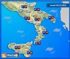 Meteo Italia 20/12/2010 - Previsioni by ilMeteo.it