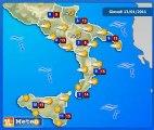 Meteo Italia 13/01/2011 - Previsioni by ilMeteo.it