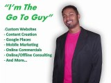 "Internet Marketing Consulting For Small Businesses ""The Go to Guy!"""