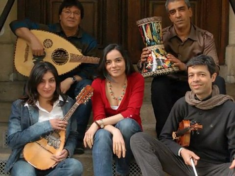 Khlaç - Souvenirs d'Al-Andalus - Amel Brahim-Djelloul et l'Ensemble Amedyez