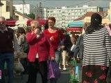 Marché du quartier Saint-Jacques
