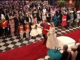 Prince William wears red Irish Guards tunic