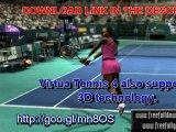 Virtua Tennis 4 JB PS3 Playstation 3 Game free full download