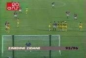 Top Buts(Zidane,Raï,Ronaldinho,Cissé)