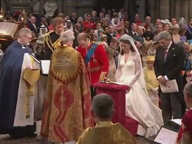 The Royal Wedding Vows / Silences