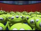 25 ans des studios d'animation Pixar à travers 6 grands thèmes