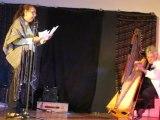 soirée poésie, chant ,musique de la quinzaine de l'Amérique Latine  de Montpellier 2011