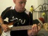 mon homme, sa guitare et sa fille mdr