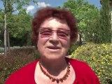 Marie-France Pisier inhumée dans l'intimité familiale