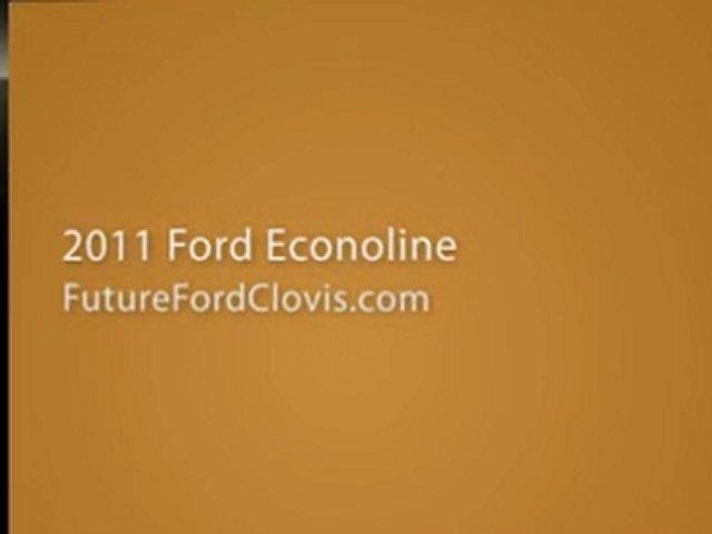 2011 Ford Econoline – Future Ford Clovis