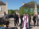 Yonne : dernier adieu à la famille de Ligonnès