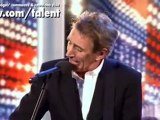 Herbie Armstrong Sings Have I Told You Lately That I Love You. Britain's Got Talent
