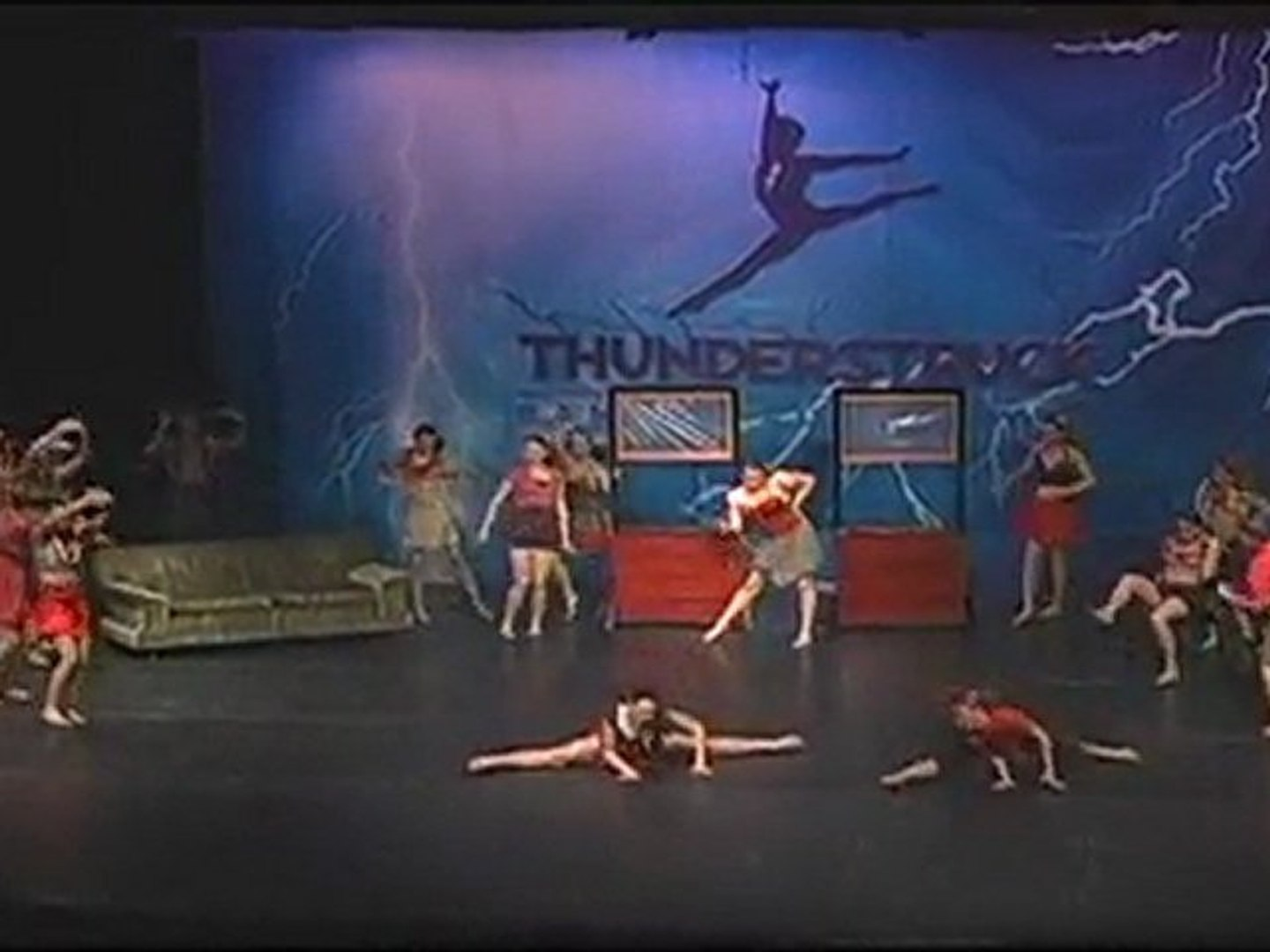 Liberty Dance Competition - Too Darn Hot