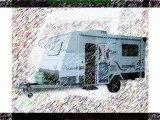 CI Sprite Alpine 4 berth classic Touring Caravan