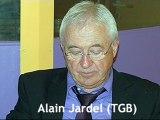 TGB 53 Bourges 71 : Réaction d'Alain Jardel (TGB)