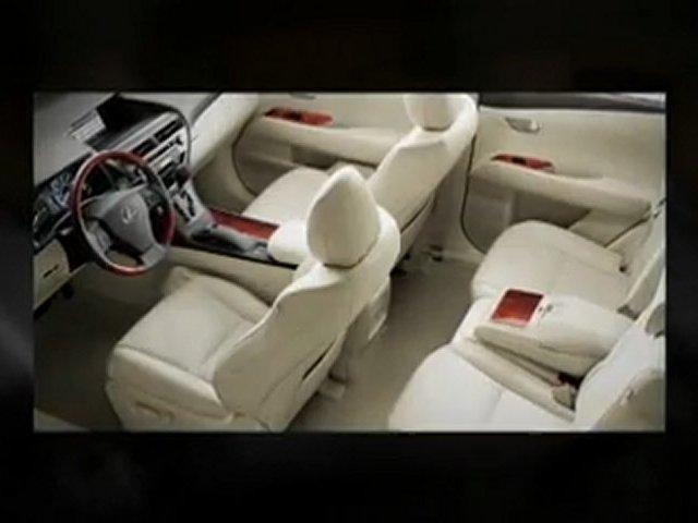 2011 Lexus RX Hybrid Lexus of Peoria