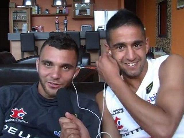 Duplex Marvin Martin et Ryad Boudebouz 29/04/11