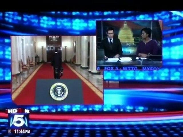 Il Presidente Obama è morto: la gaffe del tg