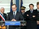 Claude GUEANT à l'écoute de la gendarmerie nationale
