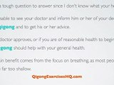 Qigong Exercises FAQ: Will Chi Gong Help My General Health?