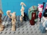 Bande annonce Lego Star wars the clone wars l'invasion des droïdes