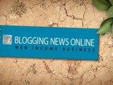 Blogging News Online Web Income Business