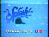 Bande Annonce  Du Film Splash Décembre 1993 TF1