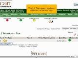 Add categories to your store in ZenCart   ZenCart Categories