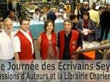 3ème Journée des Ecrivains Seynois par Passions d'Auteurs et Librairie Charlemagne