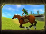 Zelda Ocarina Of Time 3DS - Trailer US
