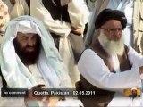 Manifestation pro-Ben Laden au Pakistan - no comment