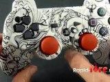 Manette Crazy Punisher PS3 exclusivement sur rapid-fire.fr