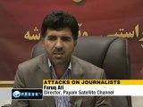 Media watchdog slams crackdown in Iraqi Kurdistan