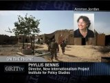 GRITtv: Phyllis Bennis: Next Step: Bring Troops Home