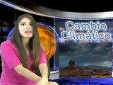 """Noticias con Laura Lov sobre el cambio climático para video animado """"2100"""""""