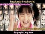 Morning Musume - Chokkan 2 Nogashita Sakana wa Ookiizo! (sub español)